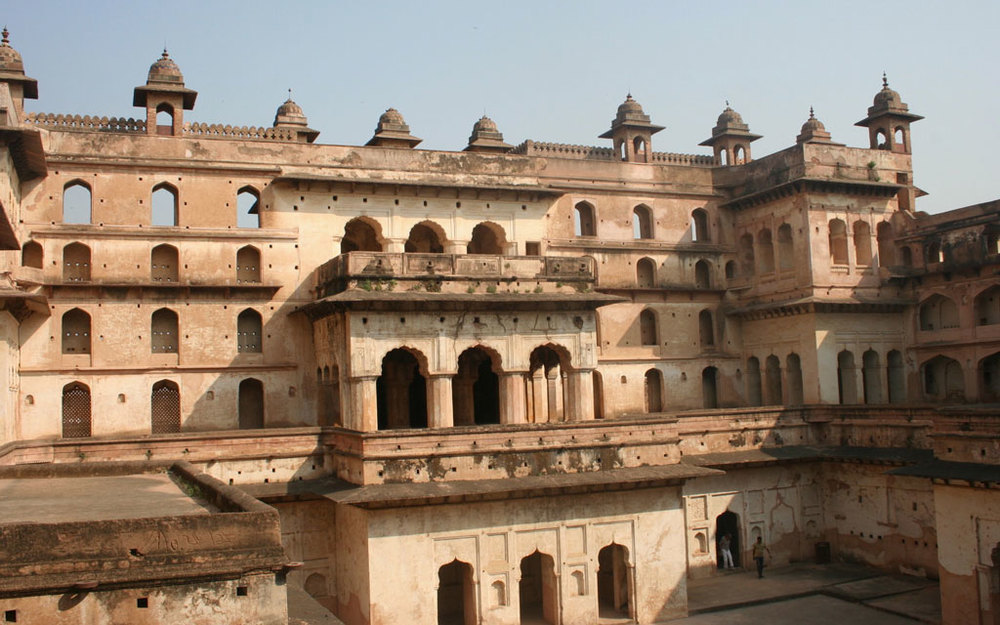 Orchha Photo credit:  Nagarjun Kandukuru