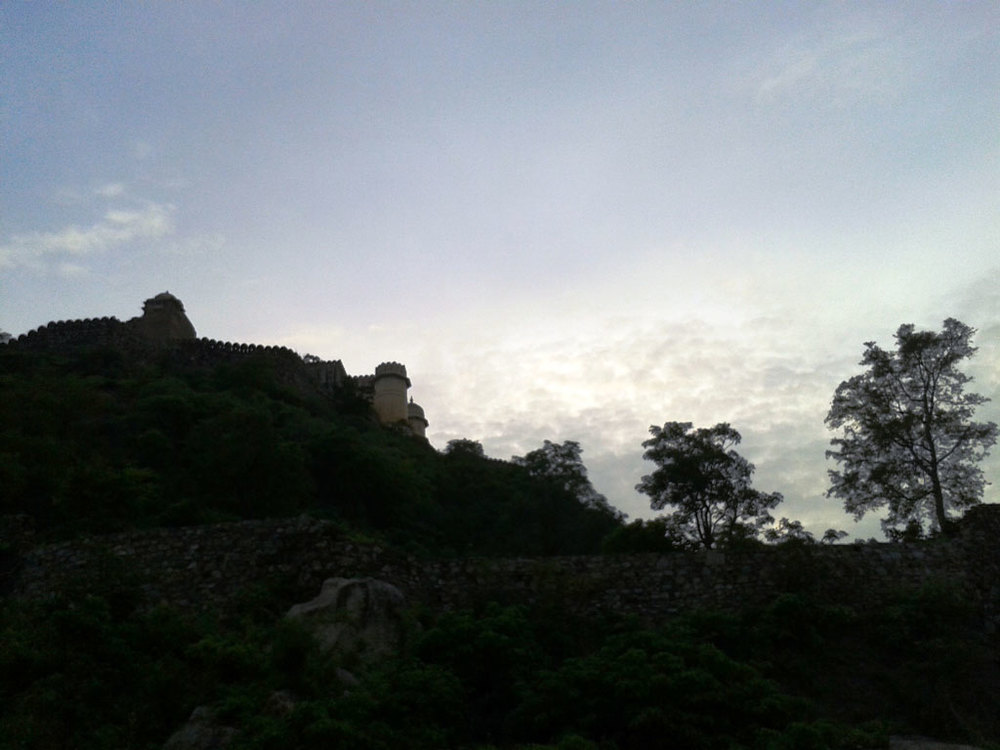 Kumbhalgarh Fort Photo credit: Prashant Prakash