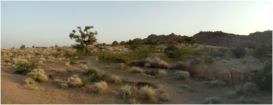 Thar desert panorama, near Barmer Photo credit:  nevil zaveri