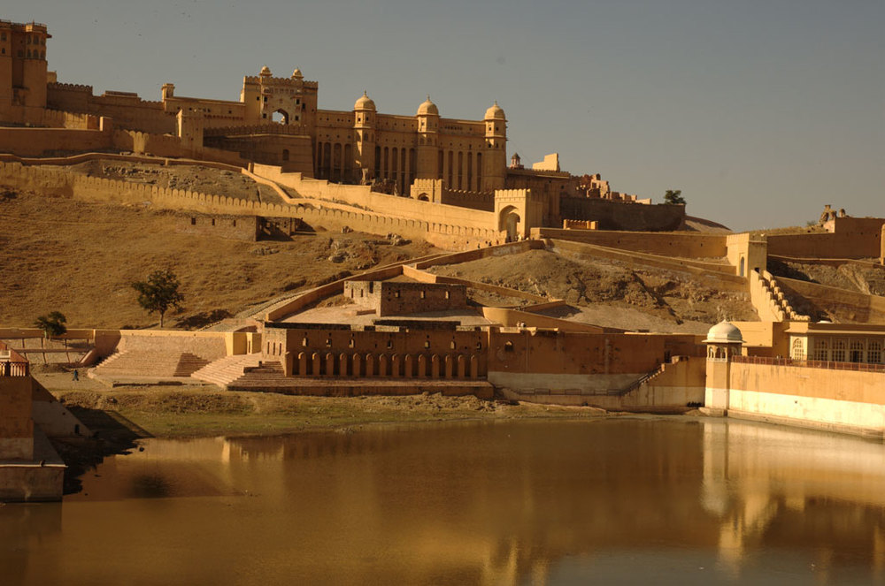 Amber Fort, Jaipur Photo credit:  Honza Soukup