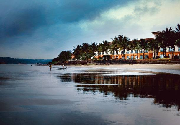 Goa Marriott Resort, Panjim