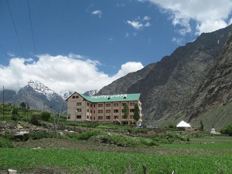 Hotel Ibex, Jispa