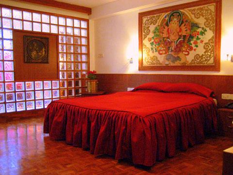Tashi Delek Hotel, Keylong