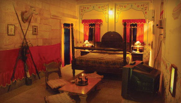 Nachana Haveli, Jaisalmer