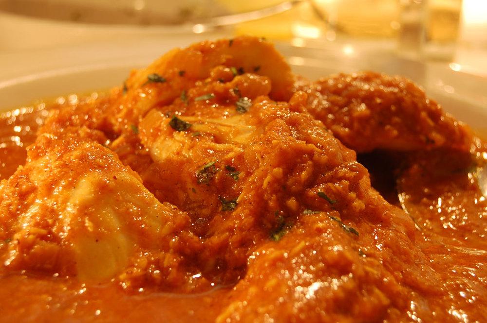 Fish curry Photo credit:  stu_spivack