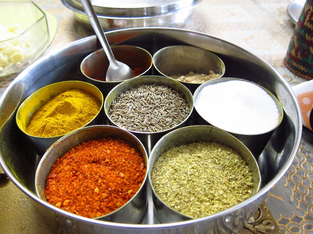 Spice box Photo credit:  fabulousfabs
