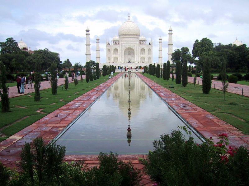 Taj Mahal, Agra Photo credit:  Prince Roy