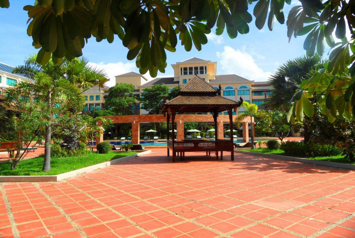 Pacific Hotel, Siem Reap