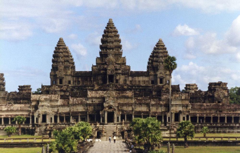 Angkor Wat Photo credit:  Arian Zwegers