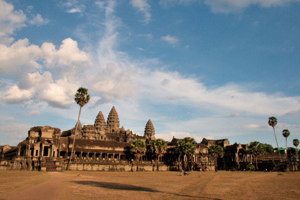 Angkor Wat Photo credit: Christian Haugen