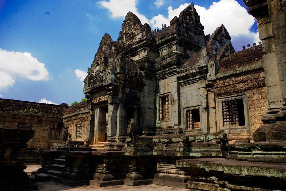 Banteay Samre Photo credit:  Lin Mei
