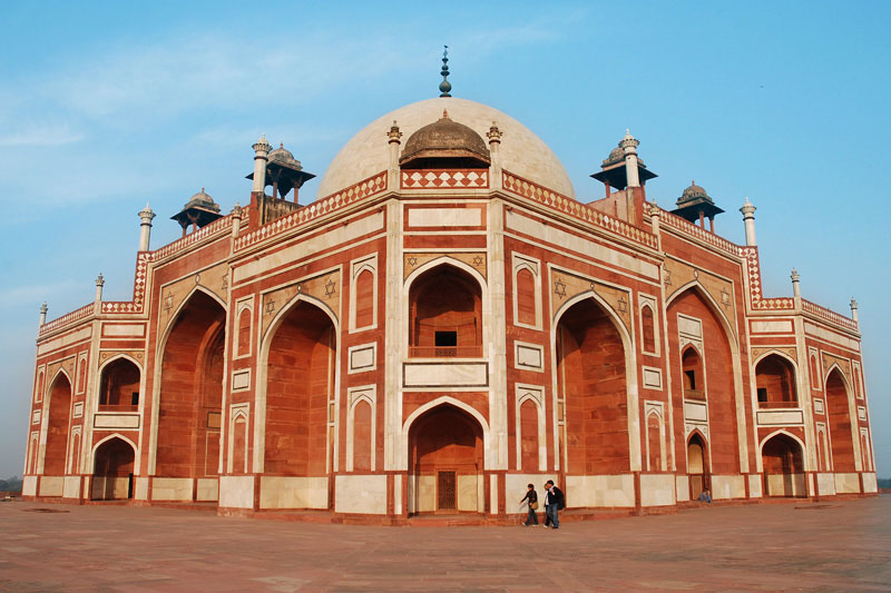 Humayun's tomb, Delhi Photo credit:  breic