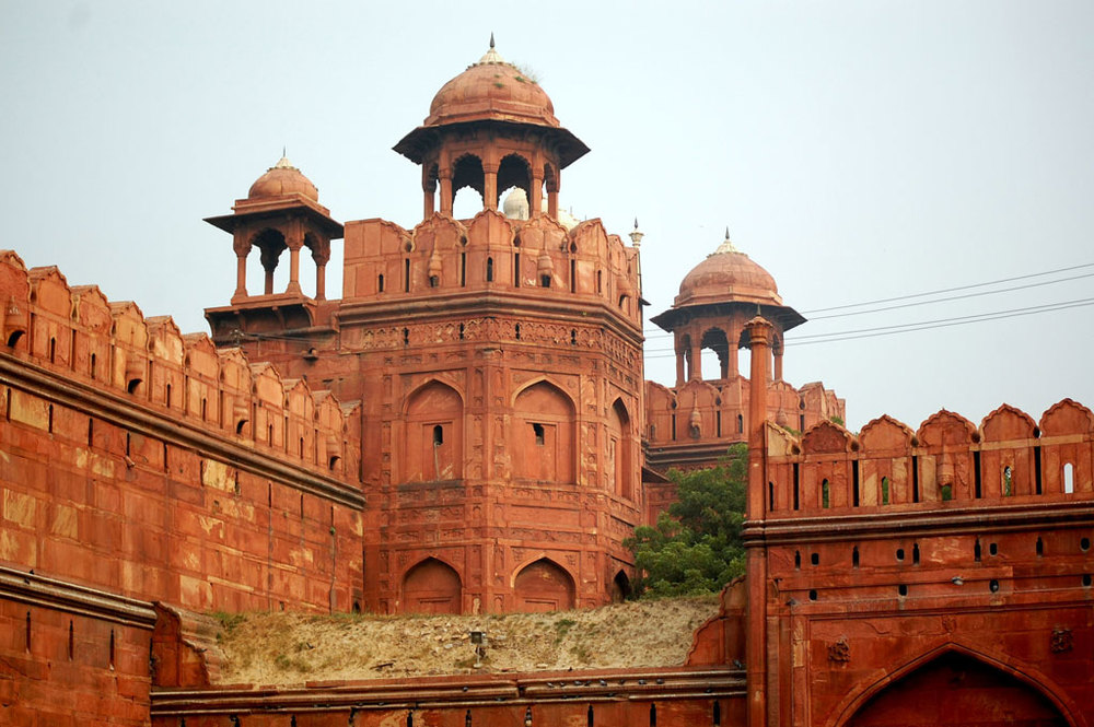Red Fort, Delhi Photo credit:  David Gil