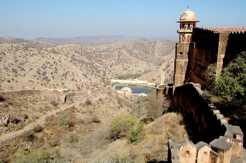 Jaigarh Fort, Jaipur Photo credit:  Scott Dexter