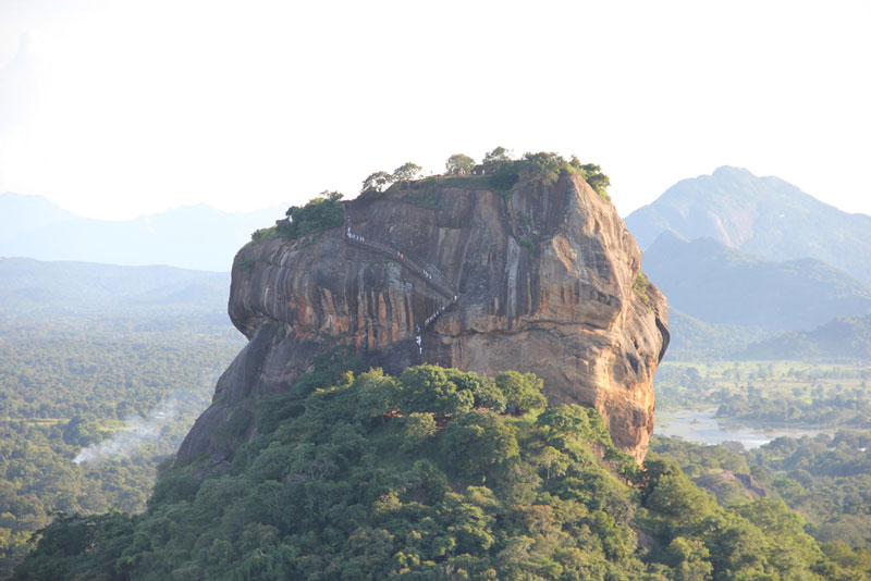 Sigiriya Photo credit:  mistermunay