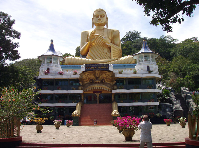 Dambulla Temple Photo credit:  Jonathan