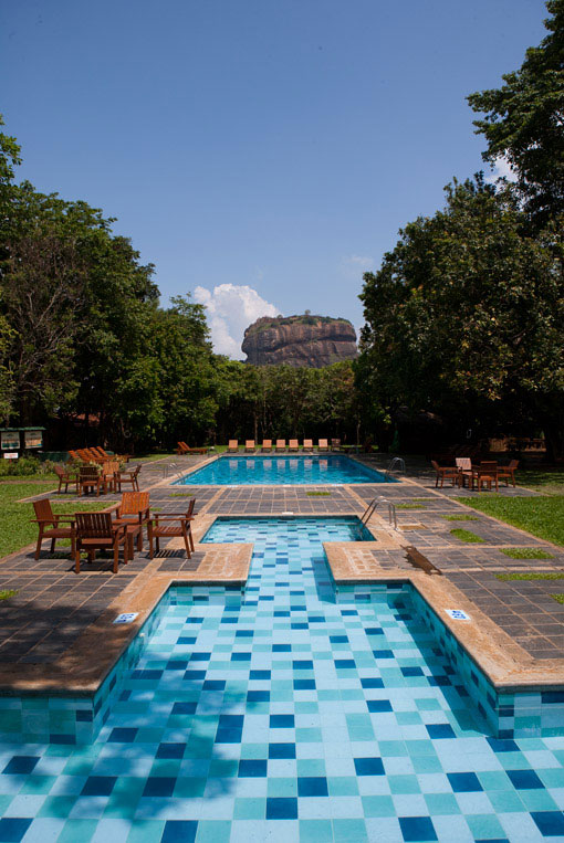 Hotel Sigiriya, Sigiriya