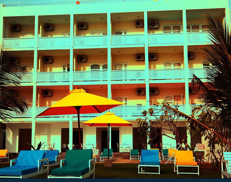 Hotel J, Negombo
