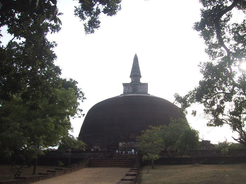 Rankot Vihara. Polonnaruwa Photo credit:  Prince Roy