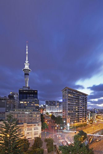 Hotel Grand Chancellor, Auckland