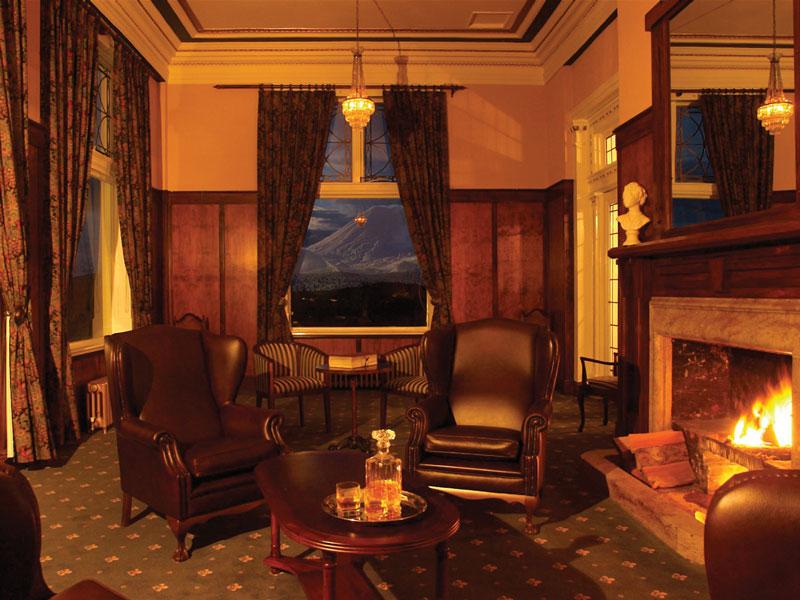 Hotel Chateau Tongariro, Tongariro
