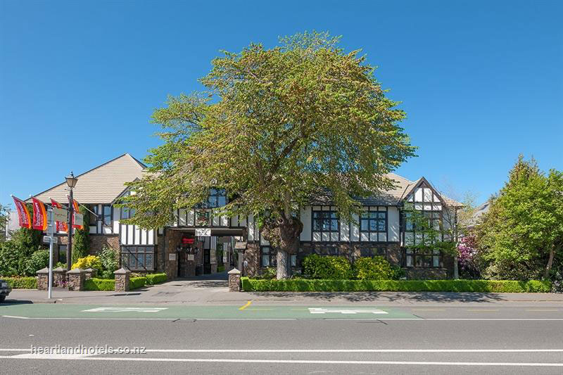 Heartland Cotswold Hotel, Christchurch