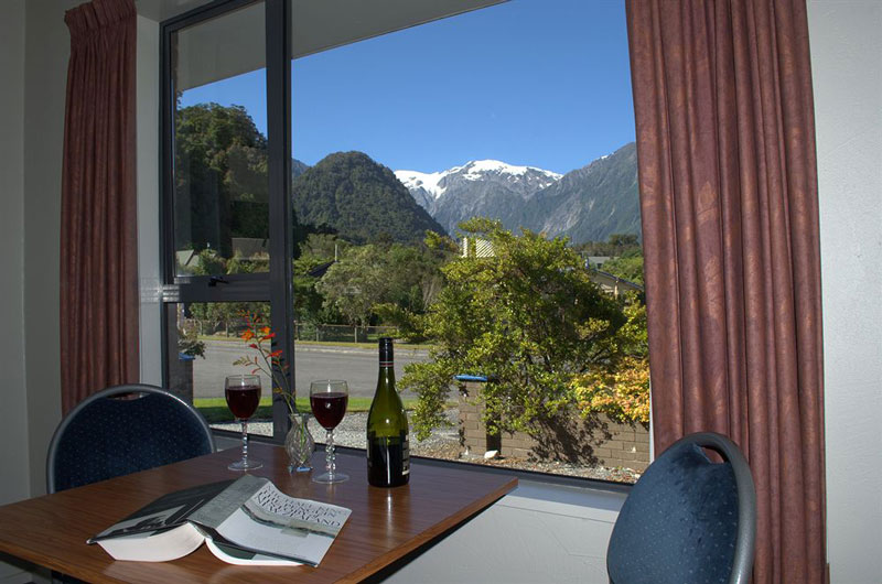The Terrace Motel, Franz Josef