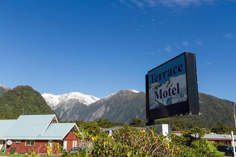 The Terrace Motel, Franz Josef