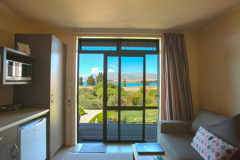 Scenic Resort, Lake Tekapo