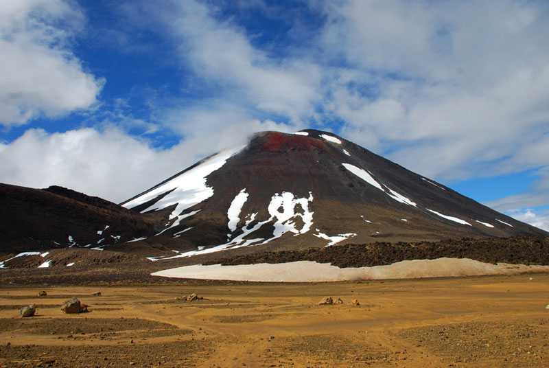 Tongariro National Park Photo credit:  Heike Quosdorf