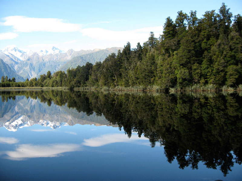 Lake Matheson Photo credit:  p-a-t-r-i-c-k
