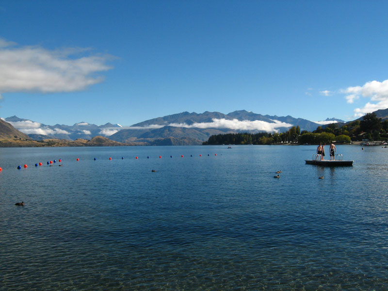 Lake Wanaka Photo credit:  Hector Garcia