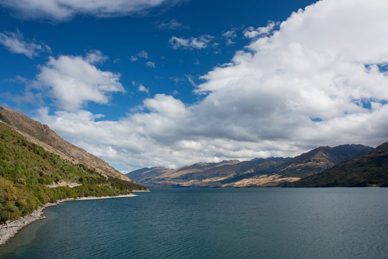Lake Wanaka Photo credit:  Andrea Schaffer