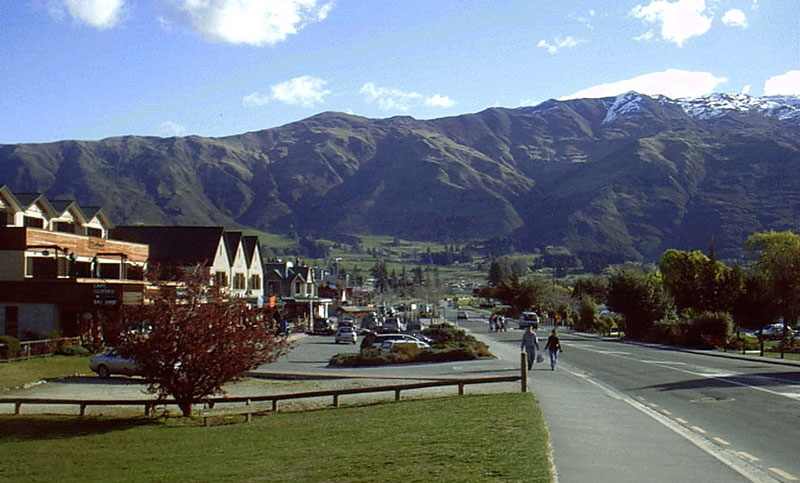 Arrowtown Photo credit:  Michael Coghlan