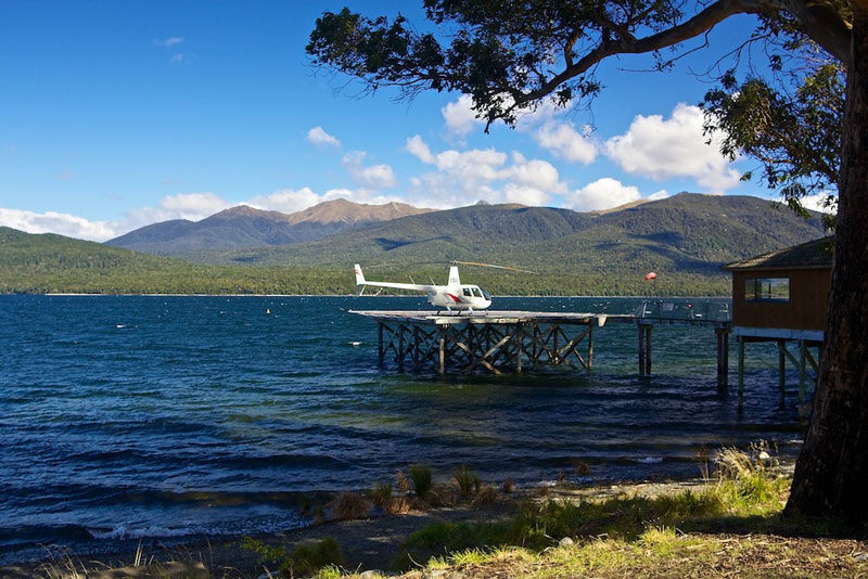 Lake Te Anau Photo credit:  Harald Selke