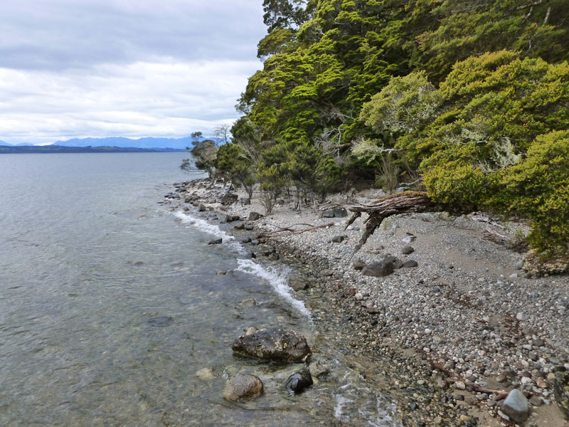 Lake Te Anau Photo credit:  Guillaume Capron