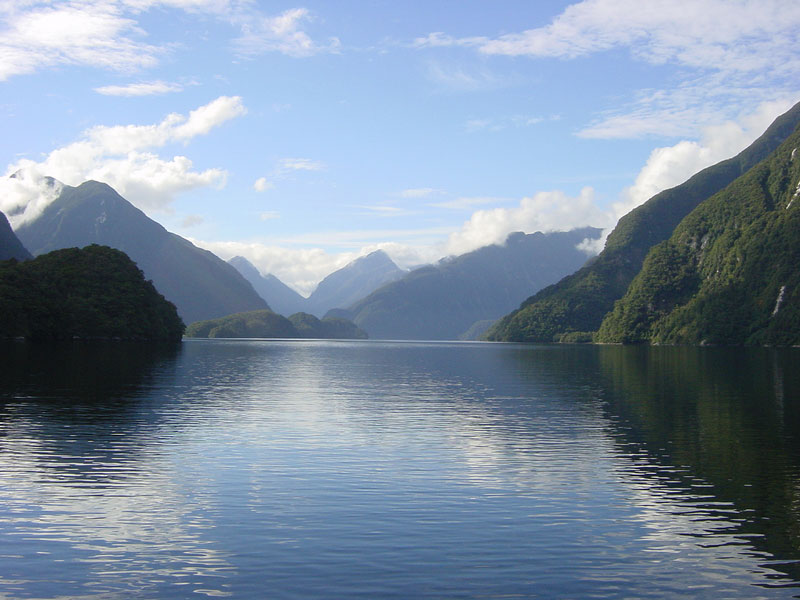 Doubtful Sound Photo credit:  Allie_Caulfield