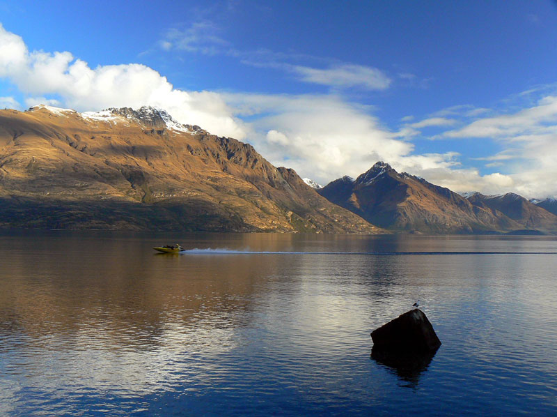 Lake Wakatipu Photo credit:  Nick Bramhall