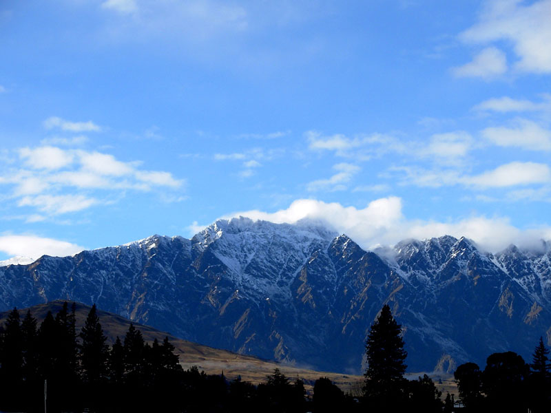 The Remarkables Photo credit:  Walter Rumsby