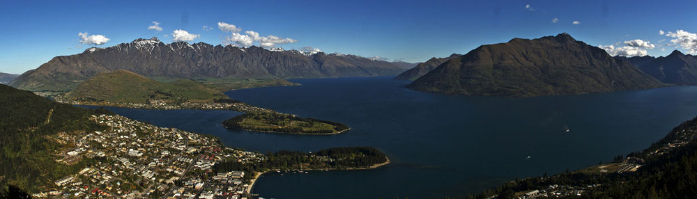 Queenstown Photo credit:  Christopher Neugebauer