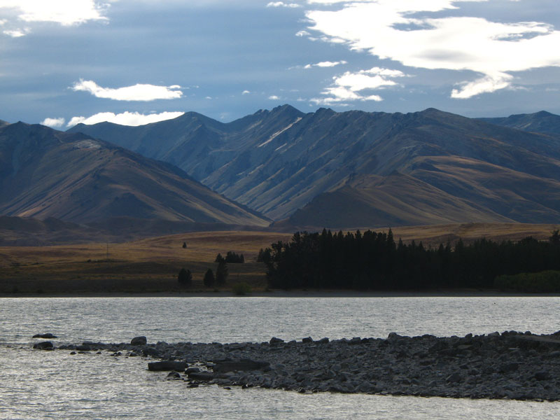 Lake Tekapo Photo credit:  Hector Garcia
