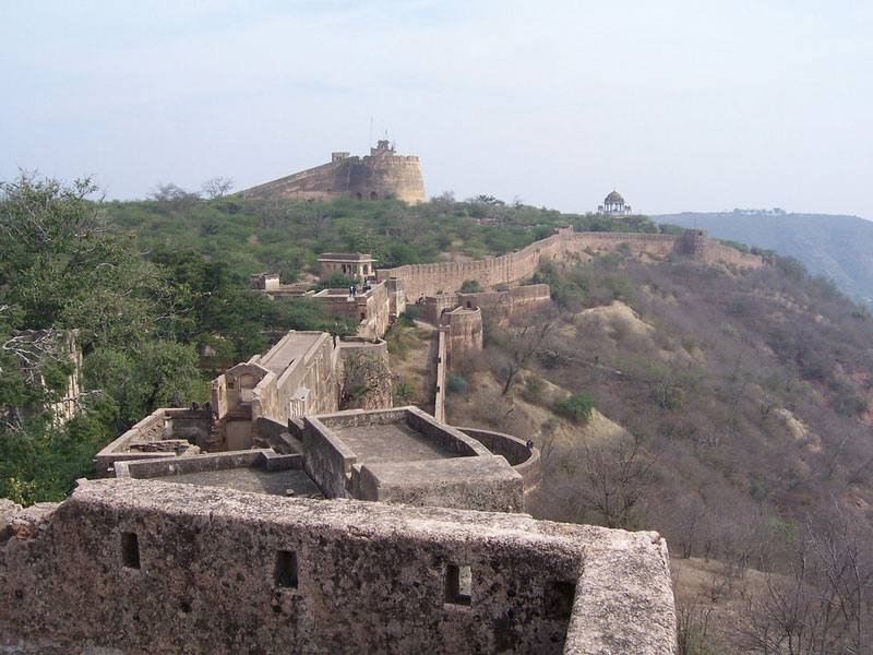 Bundi Fort Photo credit:  Justin Morgan