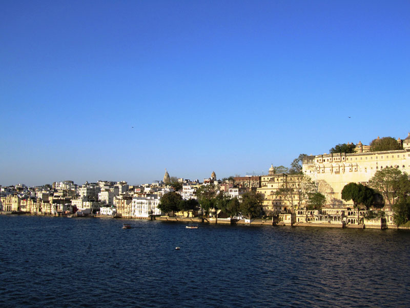 Udaipur Photo credit: Rustom Katrak