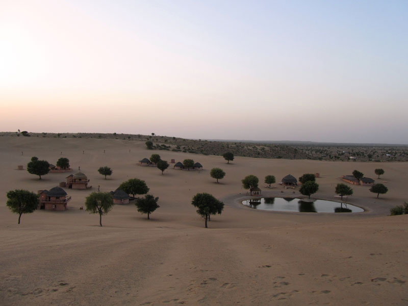 The Dunes, Khimsar Photo credit: Rustom Katrak