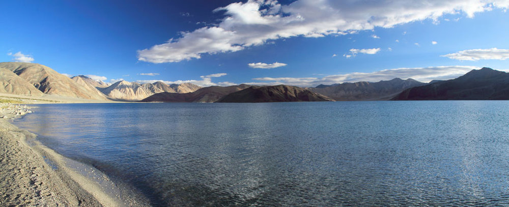 Pangong Lake Photo credit:  Fulvio Spada