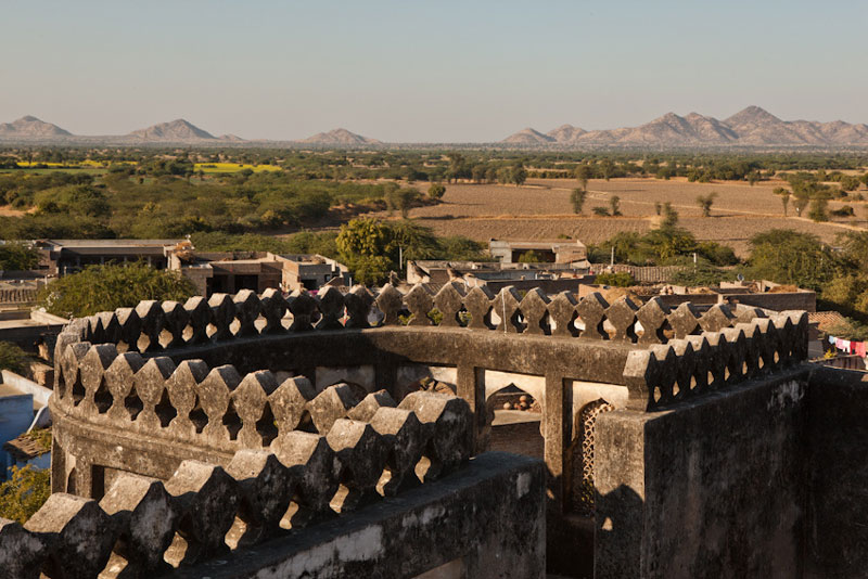 Chanoud Garh Photo credit:  Ishan Khosla