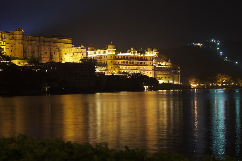 Udaipur Photo credit:  Milo & Silvia in the world