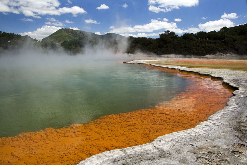 Rotorua, New Zealand Photo credit:  matthew Hunt