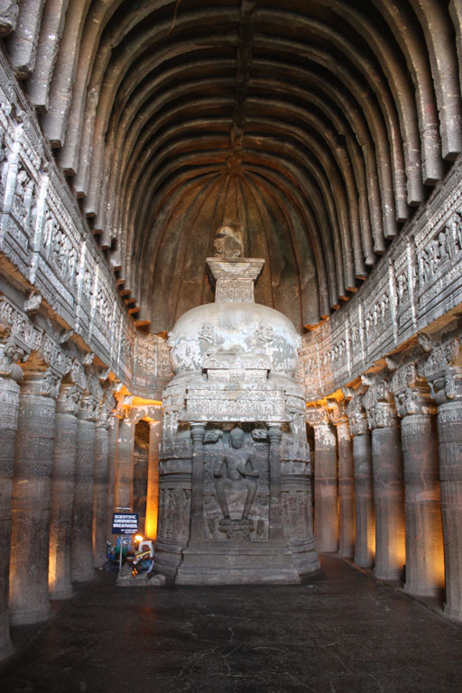 Ajanta Photo credit:  Arian Zwegers