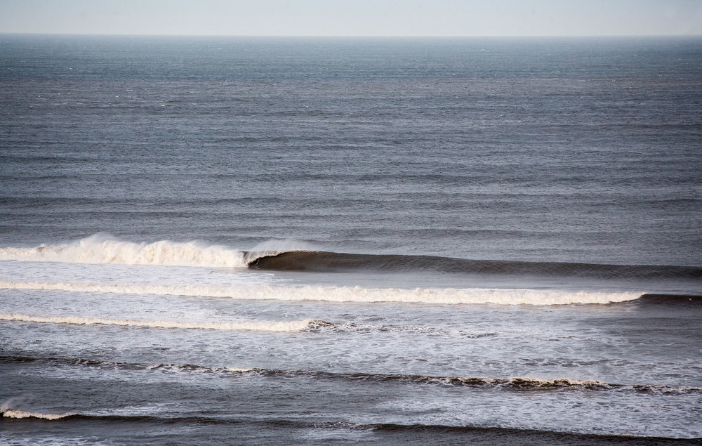 One day, it will be surfed.